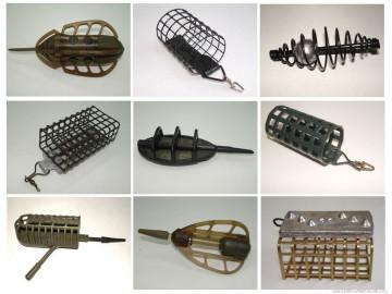 Кормушки для фидерной рыбалки. ТОП -5 Лучших