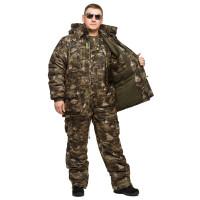 """Костюм зимний -30 °C """"Гризли"""" для рыбалки и охоты - камуфляж M - 23"""