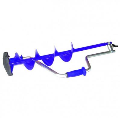 Ледобур iDabur (АйДабур) 130 мм с коваными ножами