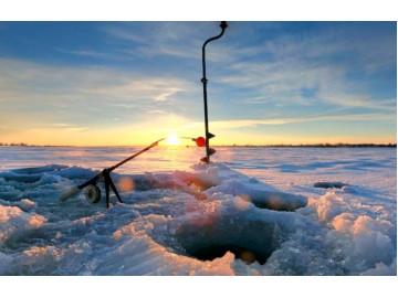 Открываем сезон зимней рыбалки в 2020 году