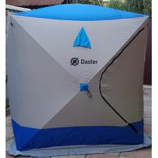 Палатка для зимней рыбалки Daster КУБ 180x180x205 см