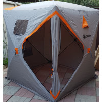 Палатка для зимней рыбалки КУБ 180x180x205 см
