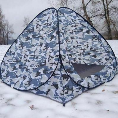 Палатка для зимней рыбалки с дном Daster Автомат 2.5x2.5 метра
