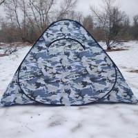 Зимняя палатка с дном Daster 2.3x2.3x1.7 м
