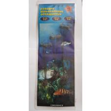 Поводки вольфрамовые оснащенные (15 см, 20 см, 25 см)  60 шт 9 кг
