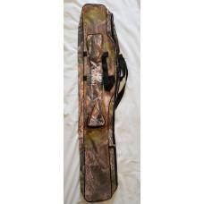 Чехол для удилища 1.1 метра (два отделения) с выступом под катушку