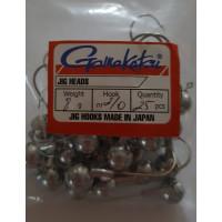 Джиг головка Gamakatsu (25 шт) 8 г кр№2/0