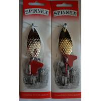 Блесна Spinnex Perch2 15 g