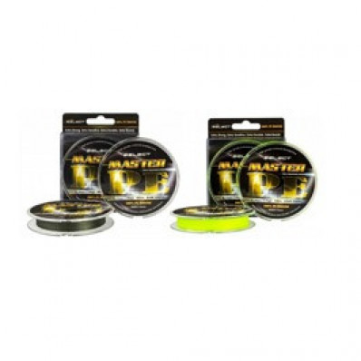 Шнур Select Master PE 150 м 0.12 мм 15 кг