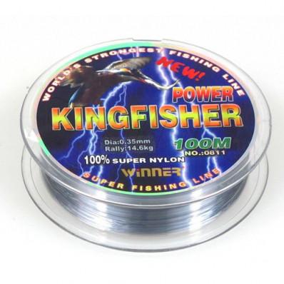 Леска winner Кingfisher 0,14 мм 30 м