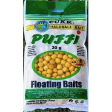 """Наживка воздушное тесто Cukk Puffi """"Мед"""" мелкий3-6 мм"""