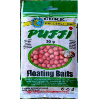 """Воздушное тесто Cukk Puffi """"Чеснок"""" средний 6-9 мм"""