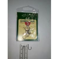 Крючки для рыбалки Golden Catch Deft Trap № 3