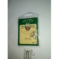 Крючки для рыбалки Golden Catch Bully № 1