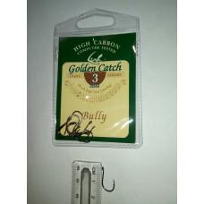 Крючки для рыбалки Golden Catch Bully № 3