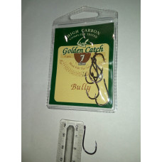 Крючки для рыбалки Golden Catch Bully № 7