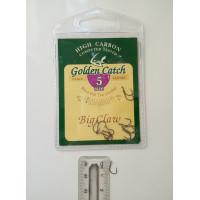 Крючки для рыбалки Golden Catch Big Claw № 5