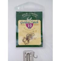 Крючки для рыбалки Golden Catch Big Claw № 10