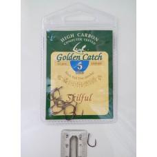 Крючки для рыбалки Golden Catch Skilful № 5