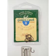 Крючки для рыбалки Golden Catch Skilful № 6
