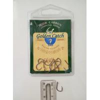 Крючки для рыбалки Golden Catch Skilful № 7