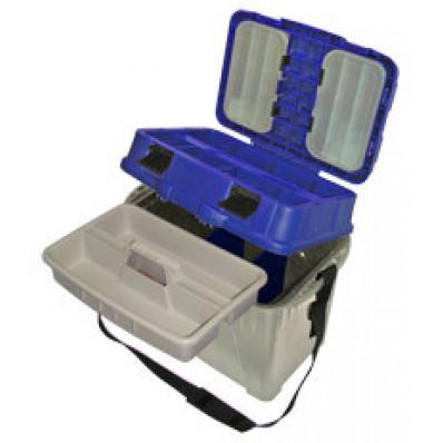 Ящик для зимней рыбалки Aquatech 2870 большой рыболовный