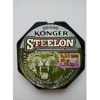 Леска Konger Steelon (флюорокарбон) 30 метров 0.10 мм