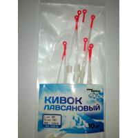 Кивок лавсановый 80 мм (0,6-0,9) 10 шт/упаковке СТ007