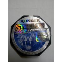 Леска Konger Steelon (флюорокарбон) 50 метров 0.14 мм