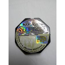 Леска Konger Steelon (флюорокарбон) 50 метров 0.08 мм