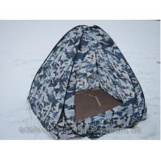 Палатка для зимней рыбалки с дном Автомат 2.5x2.5 метра