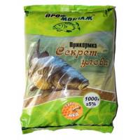 Прикормка Секрет улова (карп-мед) 1 кг