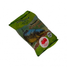 Прикормка Секрет улова (карп-клубника) 1 кг