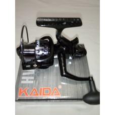 Карповая катушка рыболовная с байтранером KAIDA HV 50 3 bb