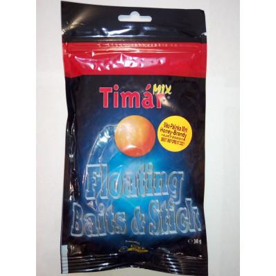Воздушное тесто Timar  mix  Мед-Бренди 30 г (наживка рыболовная)