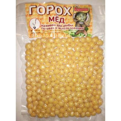 Наживка для рыбы горох(мед)100гр