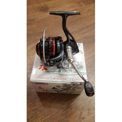 Катушка рыболовная матчевая фидерная Diwa YG3000