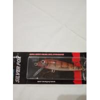 Воблер Silver Fox classic 9 см  FL цвет 061 (0.5-1.2m)