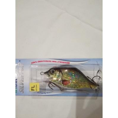 Воблер Silver Fox carp 9 см 28g  FL цвет 218 (2.5 3.0m)