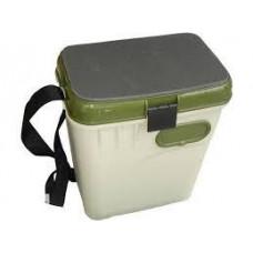 Ящик для зимней рыбалки Aquatech 1870-К (с мягкими карманами)