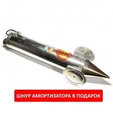 Торпеда (ракета) луноход  для завоза сети под лед