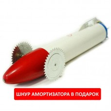 Торпеда луноход (ракета) для завоза снастей под лед