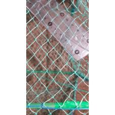 Раколовка гармошка 4 м. 28х21 см на 11 входов (усиленная)