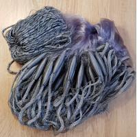 Сеть Анти Финка, трехстенная  (шнуровая) 1,8м * 30м  ячейка 60